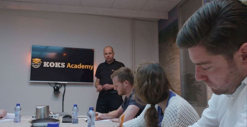koks academy training courses safety coaching